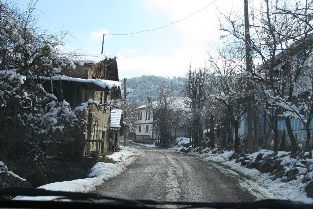 Hüsamettindere Ekomüze Kış Fotoğrafları