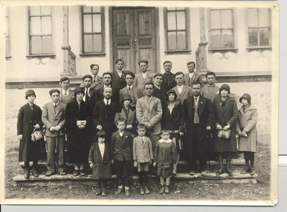 Mudurnu Eski Fotoğrafları (Siyah-Beyaz)